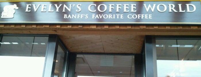 Evelyn's Coffee Bar is one of Lugares favoritos de Amanda.