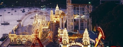 Luna Park is one of World Heritage Sites List.