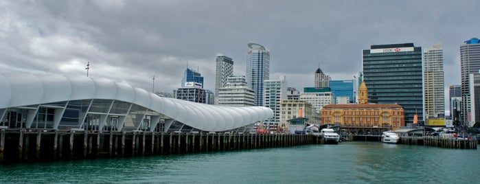 Downtown Ferry Terminal is one of Australia and New Zealand.