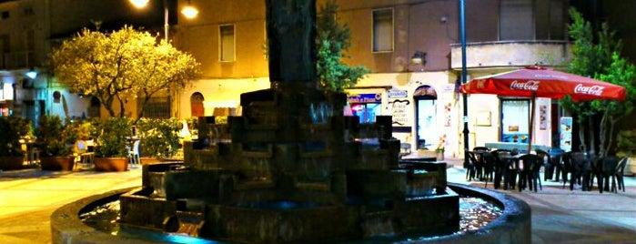 Piazza Matteotti is one of Sardegna, maggio 2013.