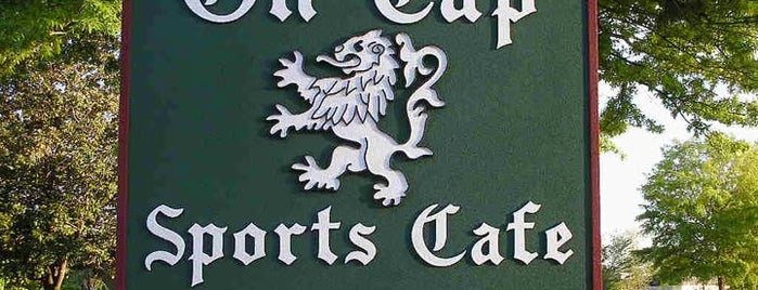 On Tap Sports Cafe - Galleria is one of Birmingham Restaurants.
