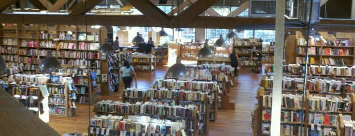 Elliott Bay Book Company is one of Bookstores We Love.