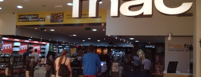 Fnac is one of Curitiba.