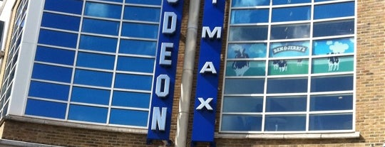 Odeon is one of Tempat yang Disukai Alex.
