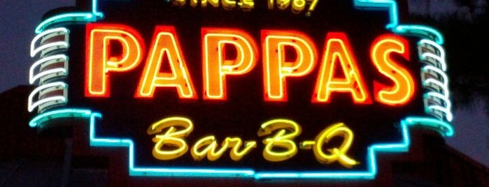 Pappas Bar-B-Q is one of Scott 님이 좋아한 장소.