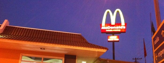 McDonald's is one of Café ❤.