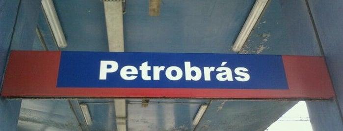 Trensurb - Estação Petrobrás is one of Estações Trensurb.