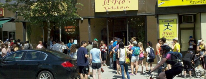 Anna's Taqueria is one of Beantown.