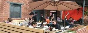 Radial Cafe is one of Atlanta's best restaurant patios.