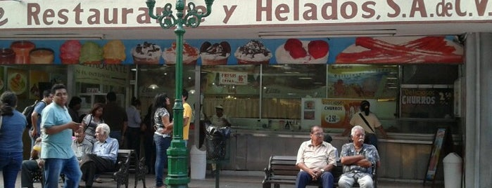 Elite Restaurante y Helados is one of Tempat yang Disukai Ismael.