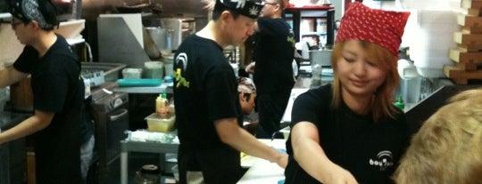 Bay Sushi Cafe is one of Lieux sauvegardés par Angel.