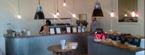 TAP Coffee No. 26 is one of An Aussie's fav spots in London.