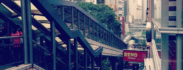 Central-Mid-Levels Escalator and Walkway System is one of Hong Kong.
