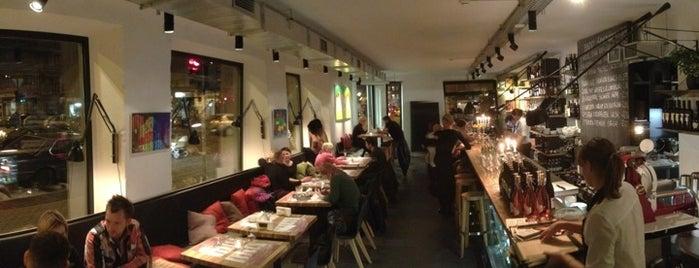 Vīna studija is one of Restorāni,bāri,klubi LV.