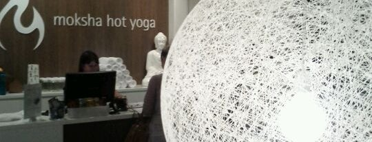 My Yoga Calgary (MYC) is one of Christina's Liked Places.