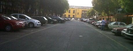 U. H. Nonoalco Tlatelolco 1ª Sección is one of 6 Lugares de Meeello en DF.