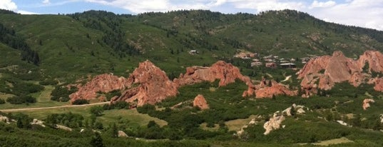 Roxborough State Park is one of Posti che sono piaciuti a Marcus.