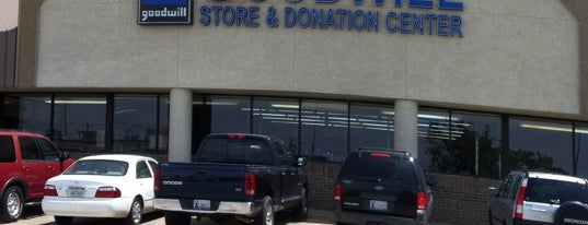 Goodwill Store & Donation Center is one of Norman.