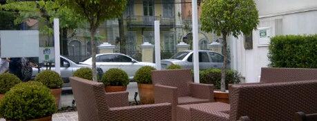 Bianco Lounge Restaurante is one of Lieux qui ont plu à Barbara.