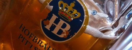 Hofbräuhaus Pittsburgh is one of Pittsburgh Craft Beer.