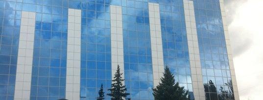 Shakhtar Plaza Hotel / Шахтар Плаза is one of Posti che sono piaciuti a Anastasiya.