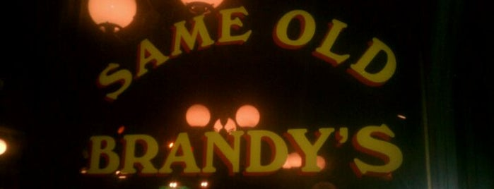 """Brandy's Piano Bar is one of """"Oh, I love New York""""."""