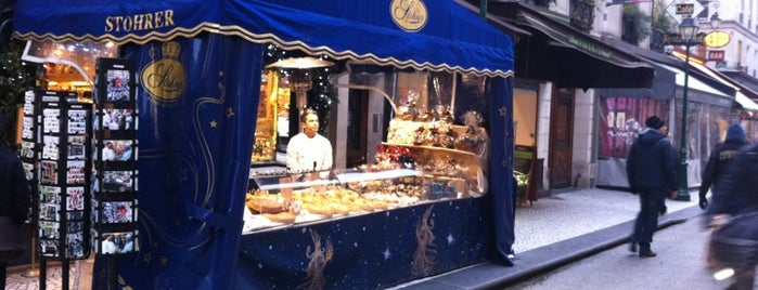 Stohrer is one of Paris Boulangeries/Patisseries.