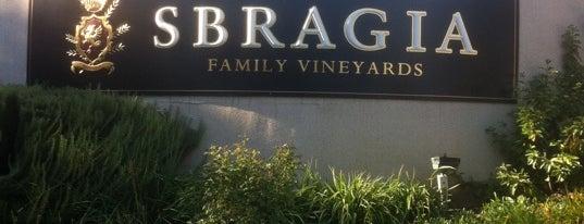 Sbragia Family Vineyards is one of Wine Road Wine & Food Pairings.