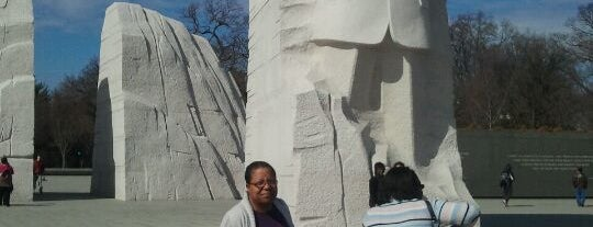Martin Luther King, Jr. Memorial is one of Must See DC!.