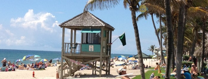 Deerfield Beach Park is one of Deerfield Neach.