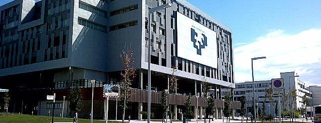 UPV/EHU Campus de Bizkaia is one of Lugares favoritos de Enrike.