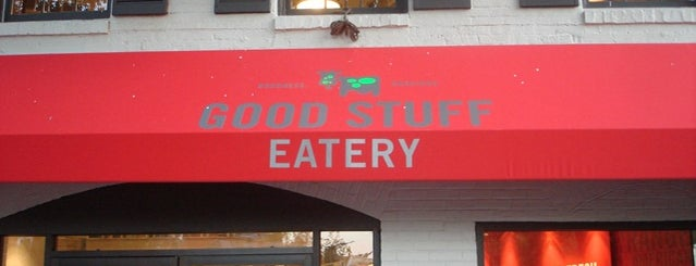 Good Stuff Eatery is one of Explore: Capitol Hill.