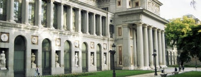Museo Nacional del Prado is one of Lugares donde estuve en el exterior.