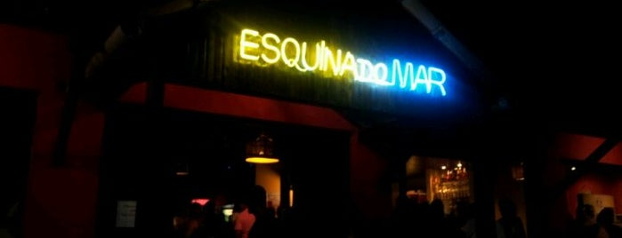 Esquina do Mar is one of Locais em que já fui.