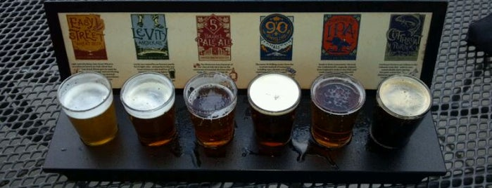 Odell Brewing Company is one of Best places to eat in Fort Collins, CO.