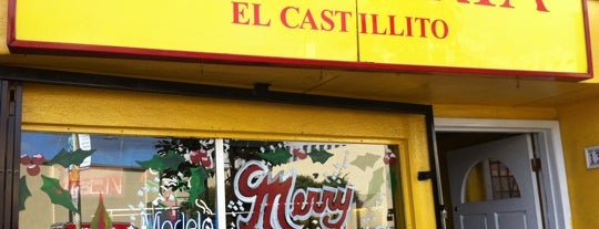 El Castillito is one of Cerda's 'cisco..