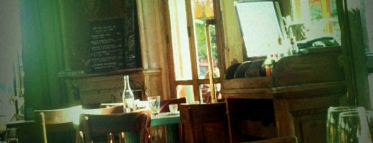 Extra Old Café is one of Paris // For Foreign Friends.