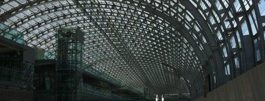 トリノ・ポルタ・スーザ駅 is one of Erosさんのお気に入りスポット.