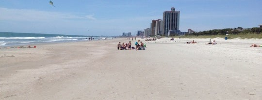 City of Myrtle Beach is one of Lugares favoritos de Lulu.