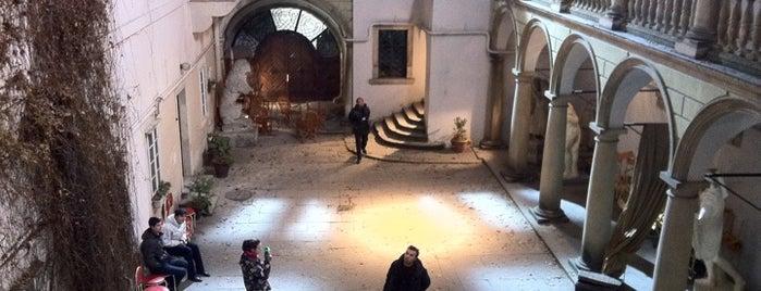 Італійський дворик is one of Lviv.