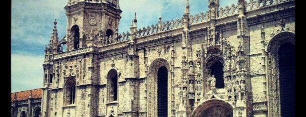 Mosteiro dos Jerónimos is one of The World Outside of NYC and London.