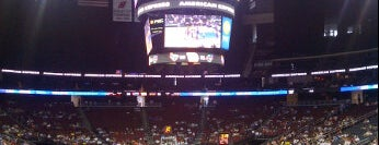Prudential Center is one of NBA Arena Guide.