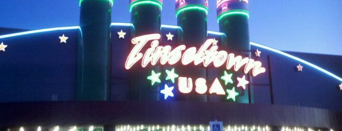 Tinseltown is one of okc.