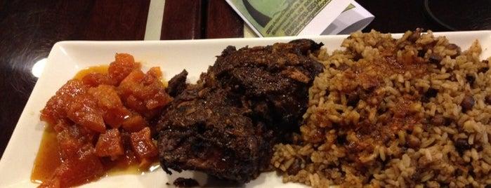 Elsie's Caribbean Cafe is one of Dining in Harlem (cafes, bistros, sandwich shops).