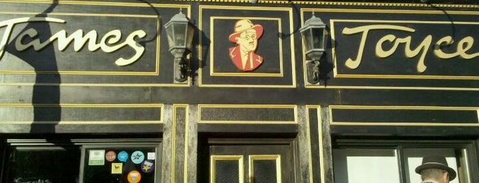 James Joyce Irish Pub is one of Durham Favorites.