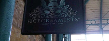 The Icecreamists is one of England (insert something witty here).