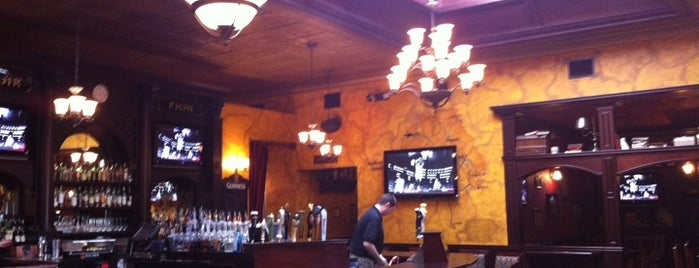 Dublin Square Irish Pub & Restaurant is one of East Lansing's Best Bars.