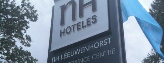 Hotel NH Noordwijk Conference Centre Leeuwenhorst is one of Peter 님이 좋아한 장소.