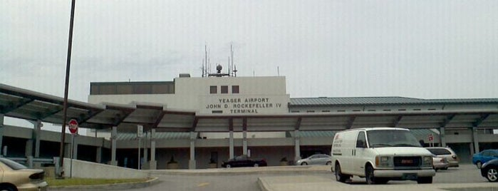 Yeager Airport (CRW) is one of Big Country's Airport Adventures.