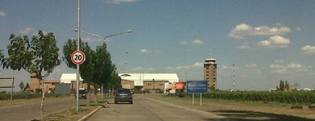Aeropuerto Internacional de Mendoza - Gobernador Francisco Gabrielli (El Plumerillo) (MDZ) is one of Airports - worldwide.